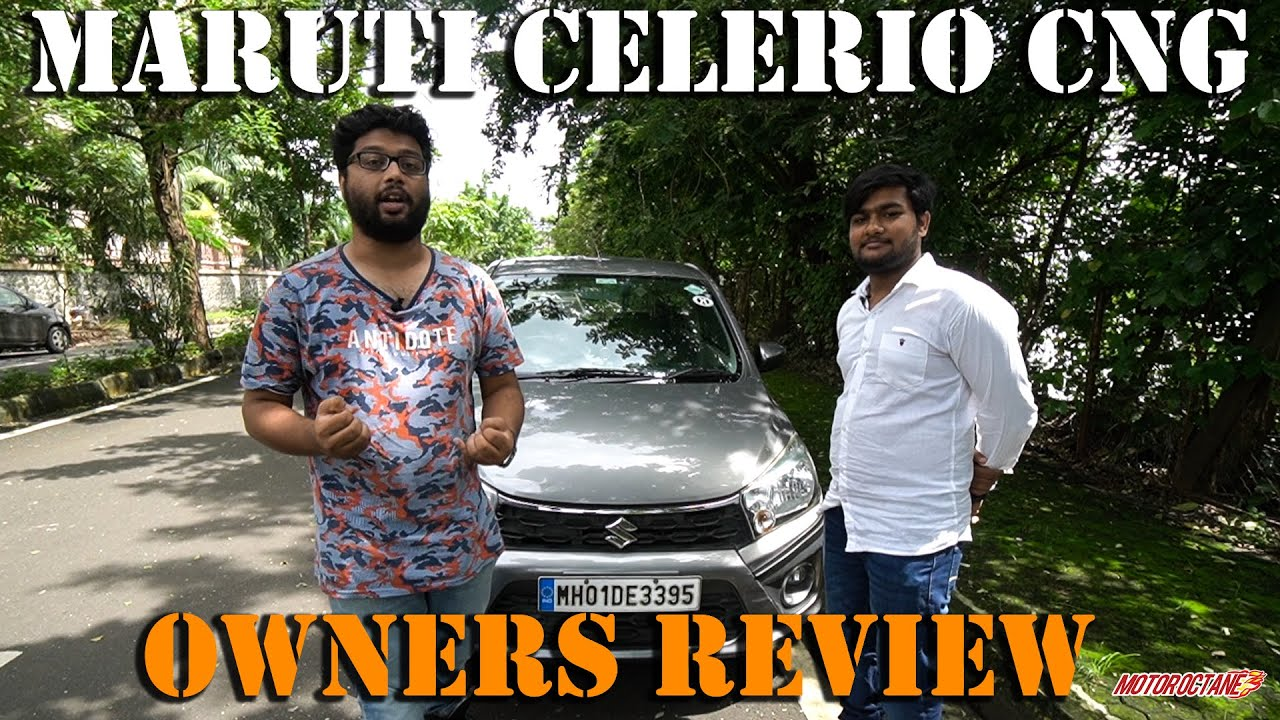 Motoroctane Youtube Video - Maruti Celerio CNG - Owner's Review