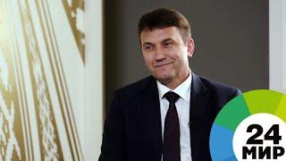 Константин Шульган: Переход Беларуси на цифровое телевидение занял 10 лет - МИР 24