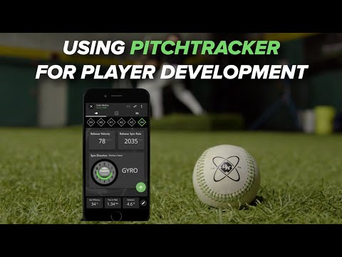 Using PitchTracker for Player Development