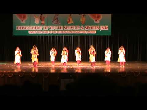 CHAN CHAN Panjeb#navrangdancers