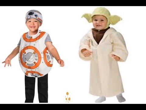 los mejores Disfraces para niños de star wars