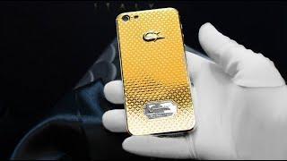 САМЫЙ ДОРОГОЙ iPhone X за 2 000 000 РУБЛЕЙ