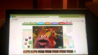 Sesame Street Monster Clubhouse Mail