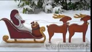 Christmas Wood Crafts Patterns
