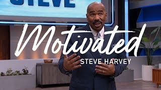 Steve Harvey | At One Point In Time You Have To Take A Chance On You