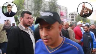 محافظة الوسطي تلبي نداء النائب محمد دحلان لتضامن  مع الاسري