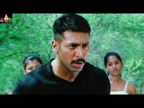 Ranadheera Movie Jayam Ravi Motivating Students | Telugu Movie Scenes | Dhansika | Sri Balaji Video