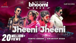 Jheeni Jheeni Song Lyrics in English – Jonita Gandhi x Swaroop Khan
