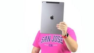 iPad Pro: обзор и сравнение с iPad 1G и Air 2