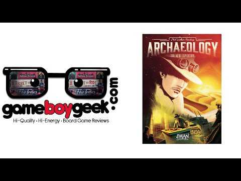 The Game Boy Geek Reviews Archaeology: The new Expedition