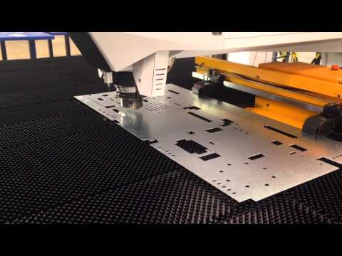 Macchina Punzonatrice CNC AutoIndex Nuova Tp Serie Alpha