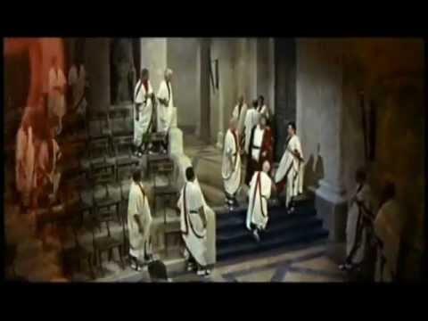 Supercut of the Assassination of Julius Caesar