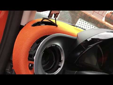 2017 Smart 453 Fortwo Forfour retro-fitting rev-counter/tachometer