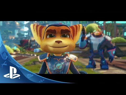Ratchet & Clank - The Game, Based on the Movie, Based on the Game Trailer | PS4 thumbnail