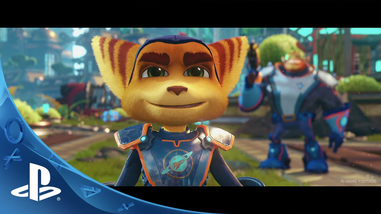 Ratchet & Clank on PS4: Where Past and Future Meet