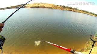 Рыбалка на карьере керчь