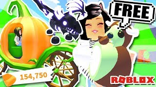 How To Trade Candy In Adopt Me - new legendary halloween pets in adopt me new adopt me halloween update 2019 roblox