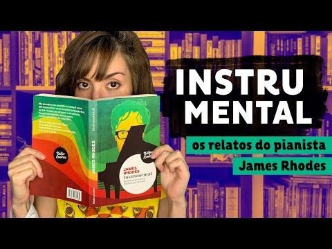 ? INSTRUMENTAL: o livro do pianista James Rhodes | Livro Lab