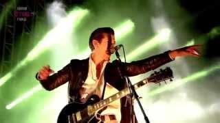 Arctic Monkeys - Dancing Shoes Live Reading & Leeds Festival 2014 HD