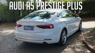 Avaliação: Audi A5 Prestige Plus 2019