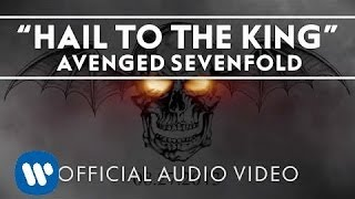 Gambar cover Avenged Sevenfold - Hail to the King [Audio]