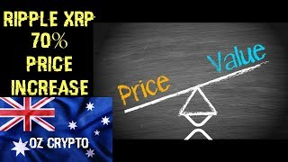 Ripple XRP: 70% Price Increase