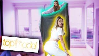 Ich werde TOPMODEL! (mit Lijana und Larissa) || DAILY VLOG 297