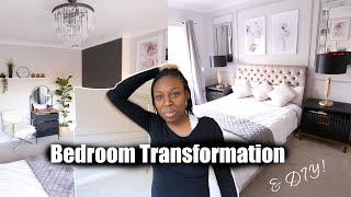 MY FULL Bedroom Makeover & tour! UNSEXY to Aesthetic DREAMS...How did we make a baby here?