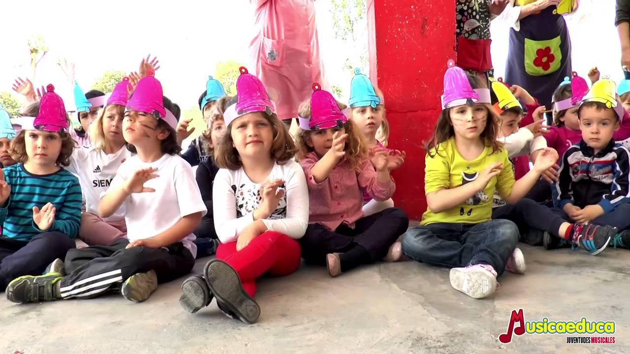 Campanitas del lugar - Gupo de alumnos de Musizón 3 - Escuela de Música Mozarteum - Bigastro