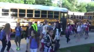 Plaza First Day Of School 2014 2015