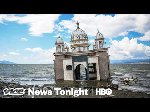 Indonesia Tsunami & AI-Assisted Music: VICE News Tonight Full Episode (HBO)