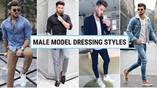 Male Model Dressing Styles 2020 - The Best Mens Dressing Styles For 2020 | Mens Fashion 2020!