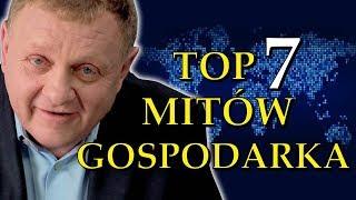 Top 7 Mitów – Gospodarka (miliarderzy, zarobki Ukraińców i inne). Wolność w Remoncie #77