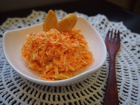 Легко и просто: к новогоднему столу - салат