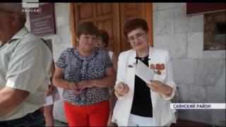 В селе Агинское Саянского района вскрыли «капсулу времени»