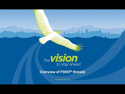 Overview of P3M3® threads
