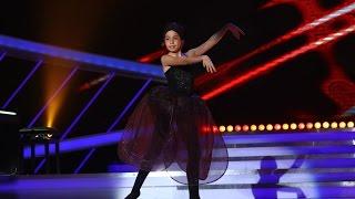Smaranda Moinescu, număr de balet în marea finală Next Star