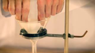 Laboratorní cvičení - Chemie: 4. Separační metody v chemii