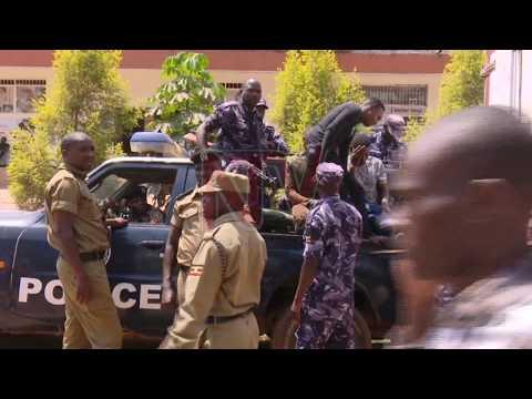 OKUBBA AMASANNYALAZE: Ekikwekweto kiyindidde mu Katanga