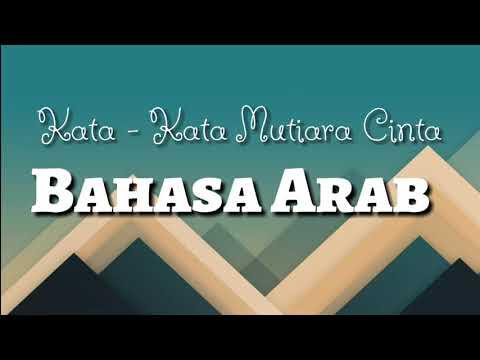 Kata Cinta Bahasa Arab Romantis Beserta Artinya Vidla Vidla