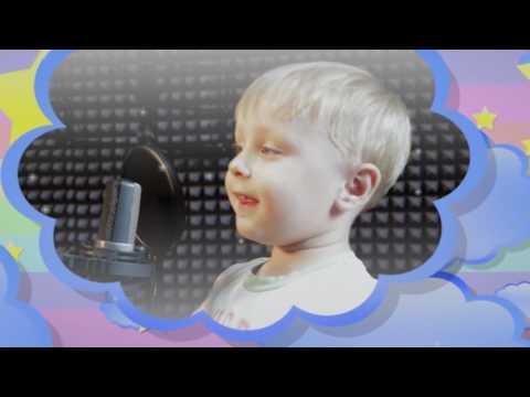 Близнецы спели песенку в подарок сестре на День рождения - Видеограф Студия Звукозаписи Барнаул