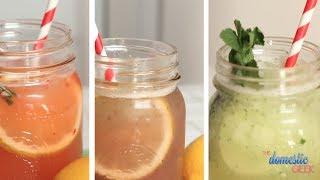 3 Refreshing Lemonade Recipes