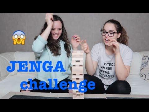 Jenga challenge