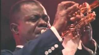 Louis Armstrong at Newport Jazz Festival When the Saints Go Marching In