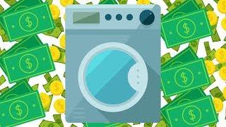 Cómo funciona el lavado de dinero