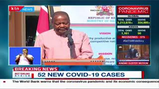 CS Kagwe: Kibera is beginning to be concerning, there is an additional 8 cases the area