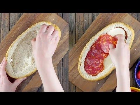 Nunca has hecho ESTO con pan blanco, ¡pero es grandioso!