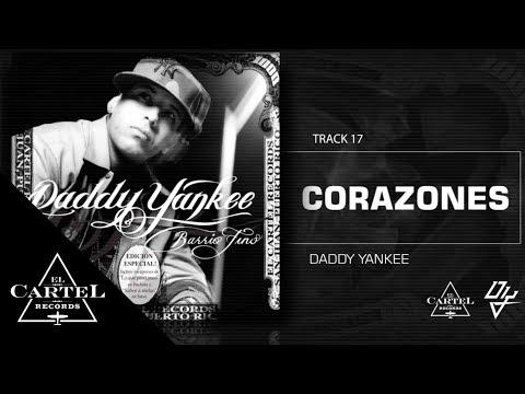 "Daddy Yankee - ""Corazones""- Barrio Fino (Bonus Track Version)"
