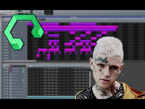 🎶 🕊️ How To Make Lil Peep Benz Truck in LMMS 🐣 🎶