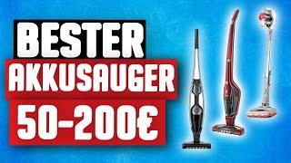 7 BESTER KABELLOSER STAUBSAUGER 2021 BESTER AKKU STAUBSAUGER UNTER 200 EURO/100 EURO TEST VERGLEICH